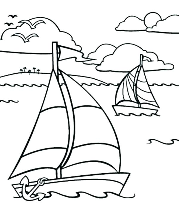 600x704 Printable Ocean Pictures Under The Ocean Coloring Pages Ocean