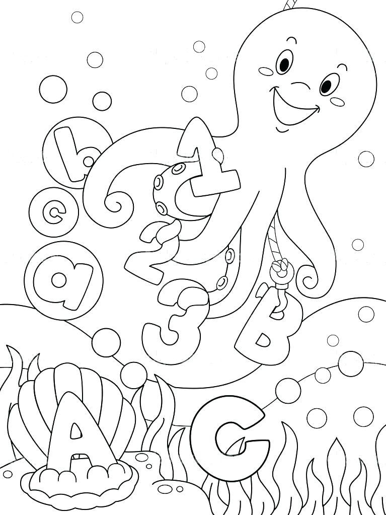767x1023 Ocean Scene Coloring Page Free Ocean Scene Coloring Pages Scenes