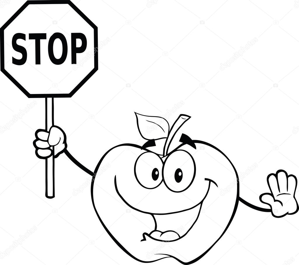 1024x908 Stop Sign Coloring Page Fresh Octagon Stop Sign Coloring Page
