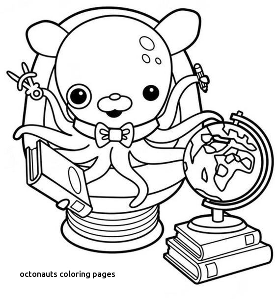 Octonauts Coloring Pages Pdf