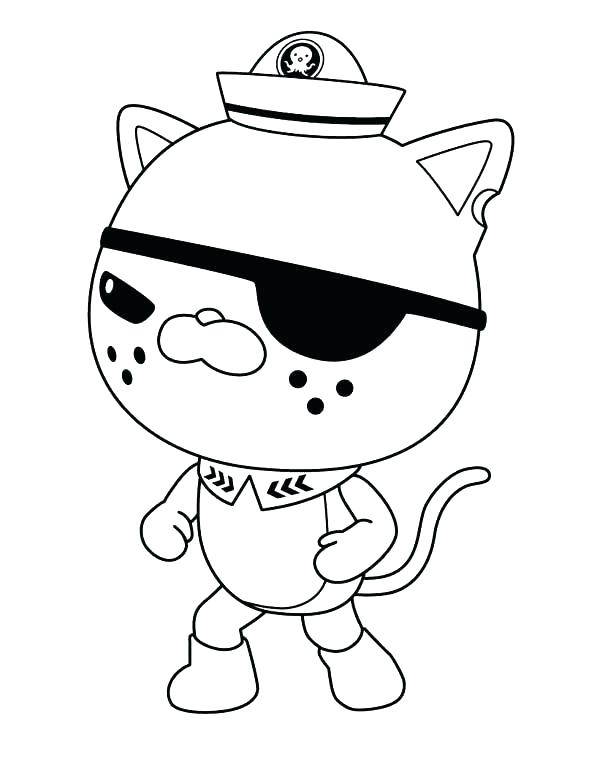 600x775 Octonaut Coloring Pages Coloring Pages Coloring Pages Coloring
