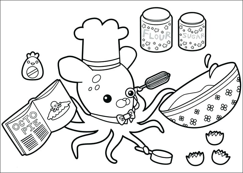 794x567 Coloring Pages Octonauts Coloring Pages Tweak Coloring Pages