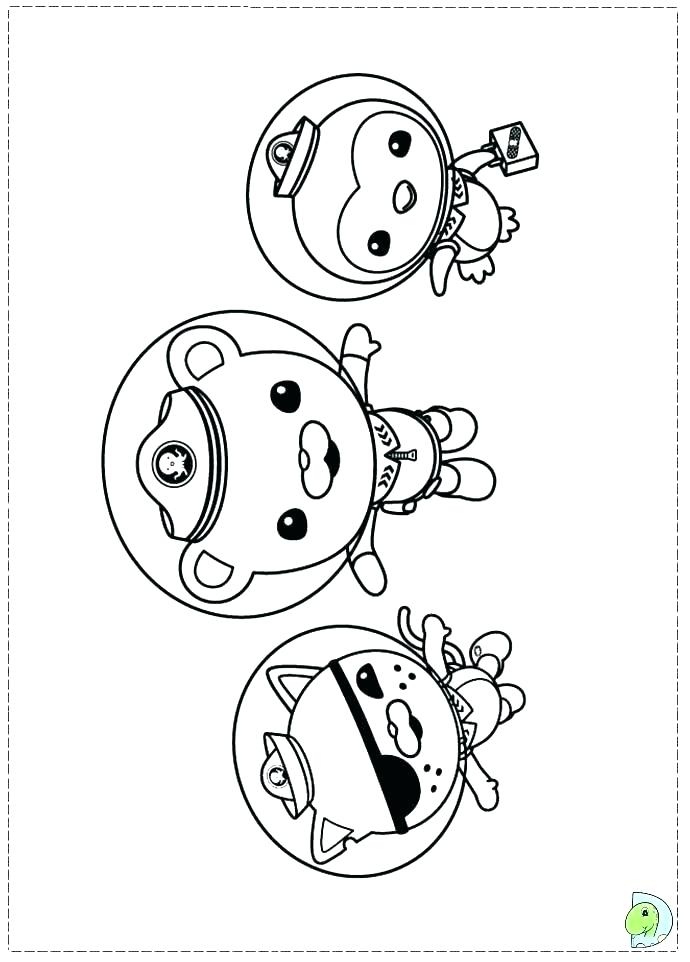 690x962 Disney Jr Octonauts Coloring Pages S Tweak