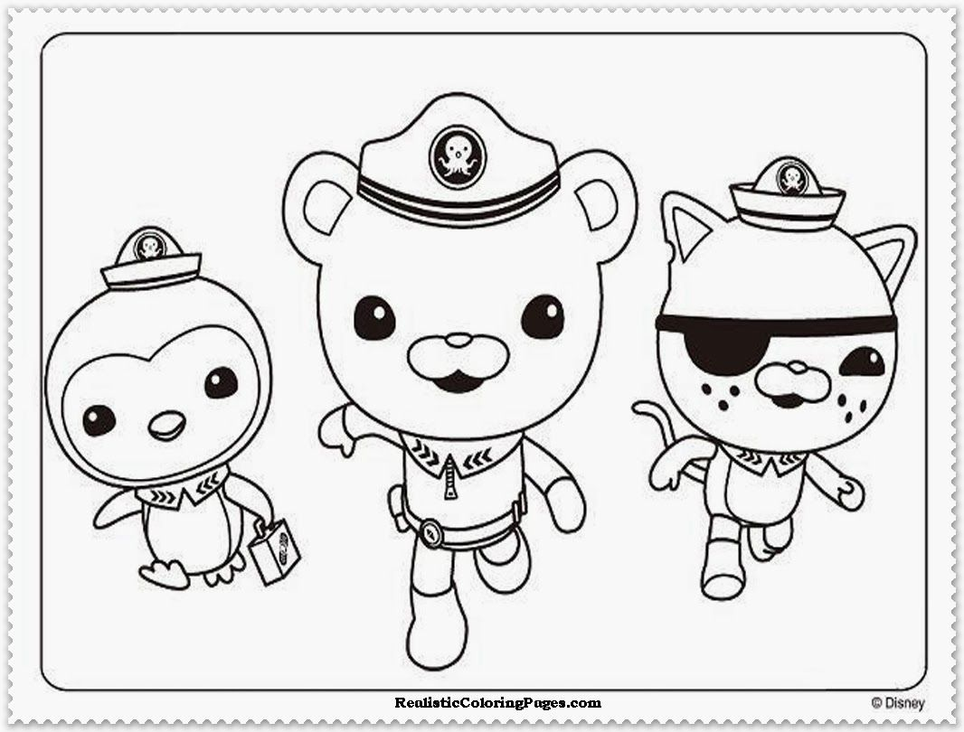 1066x810 Coloring Pages To Print Octonauts Octonauts Coloring Pages