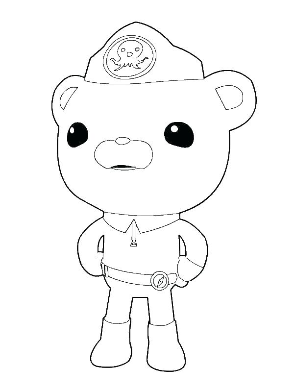 600x800 Coloring Pages Octonauts Coloring Pages With Coloring Pages