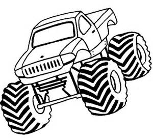 300x275 Off Road Truck Coloring Pages