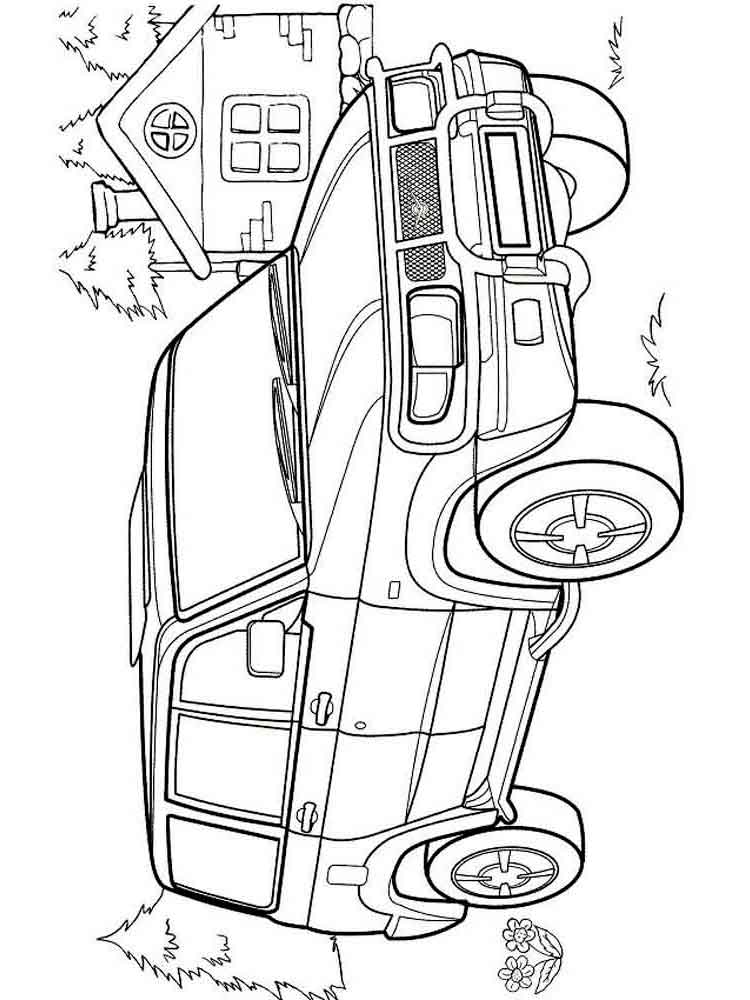 750x1000 Off Road Vehicle Coloring Pages Download And Print Off Road
