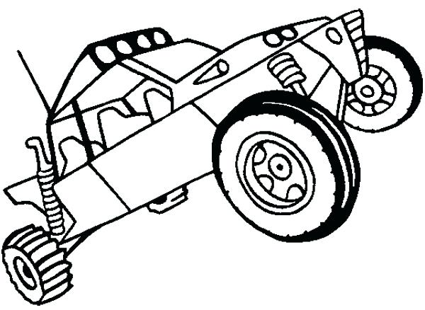 600x438 Free Dune Buggy Coloring Pages Printable Coloring Dune Buggy Off