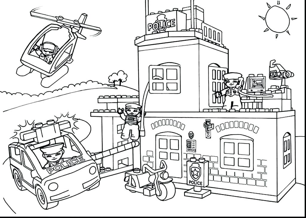 1024x731 Post Office Colouring Pages Coloring Sheets Preschool Building