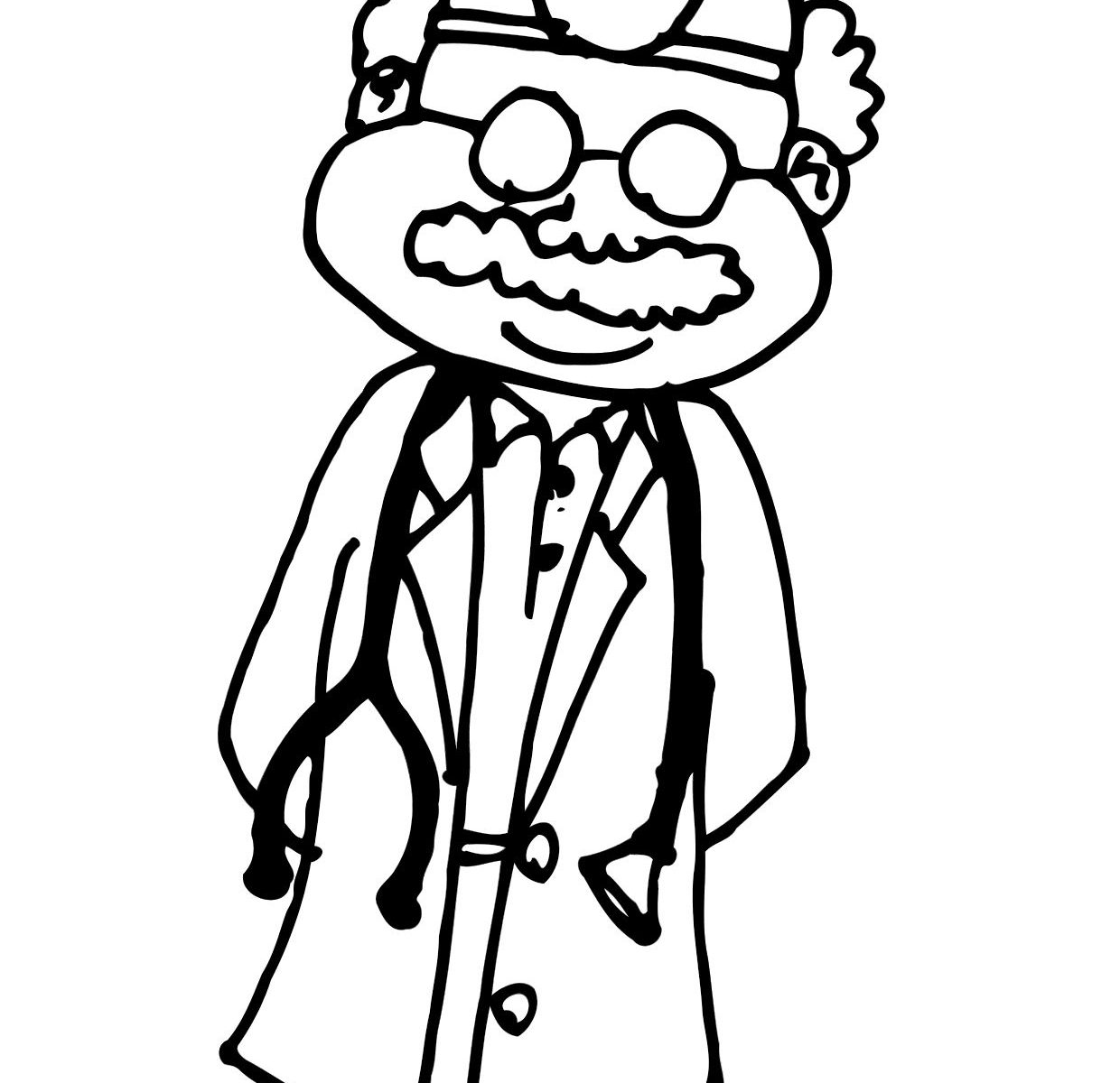 1240x1200 Woman Doctor Coloring Pages Copy Running Girl Activity Page