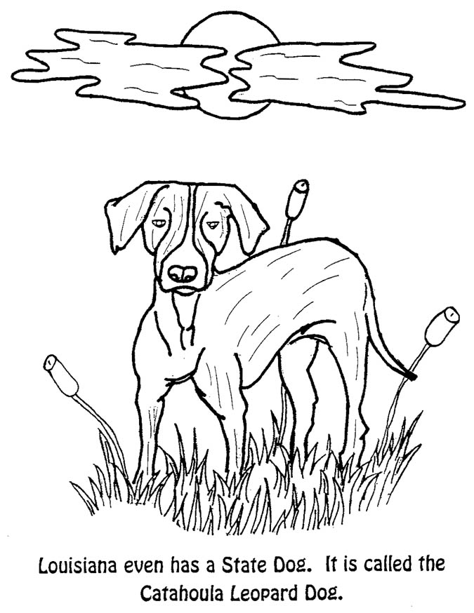 675x874 Coloring Pages Office Of The Governor Of Louisiana