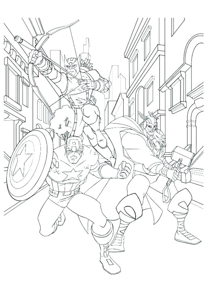 725x960 Officer Buckle And Gloria Coloring Pages Avengers Coloring Pages