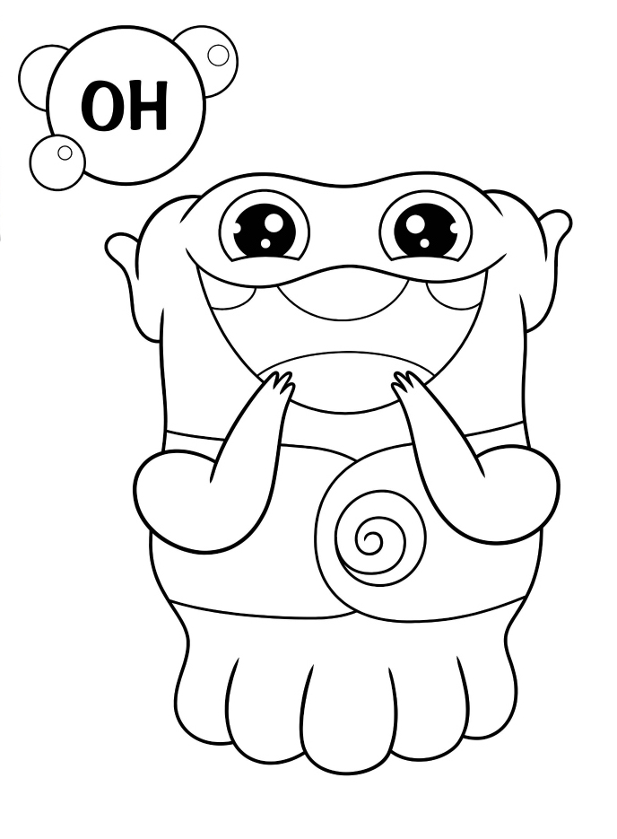 688x935 Home Coloring Pages