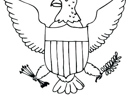440x330 Ohio State Coloring Pages State Coloring Pages State Flag Coloring