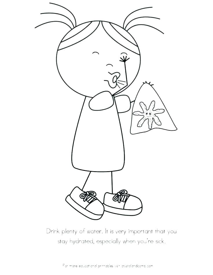 736x951 Sick Coloring Pages Anointing Of The Sick Coloring Page Photograph