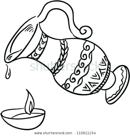 450x470 Lamp Coloring Page Lamp For Coloring Oil Lamp Coloring Page Lamp