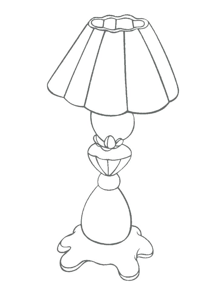 720x960 Lamp For Coloring Oil Lamp Coloring Picture Interconnect Site