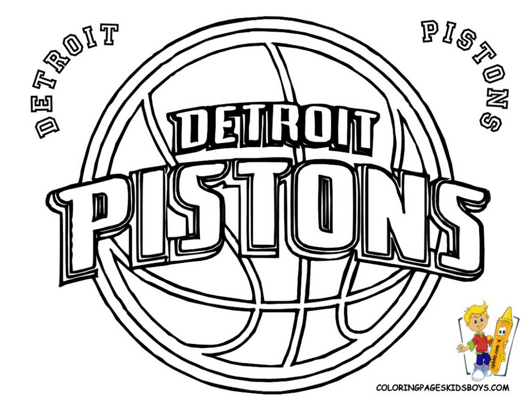 1048x810 Ultimate Basketball Team Coloring Pages Cool N