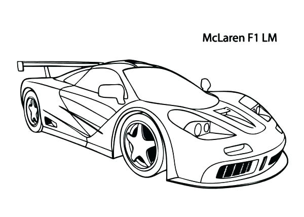 600x428 Free Printable Vintage Cars Coloring Pages Old Car Automobile Race