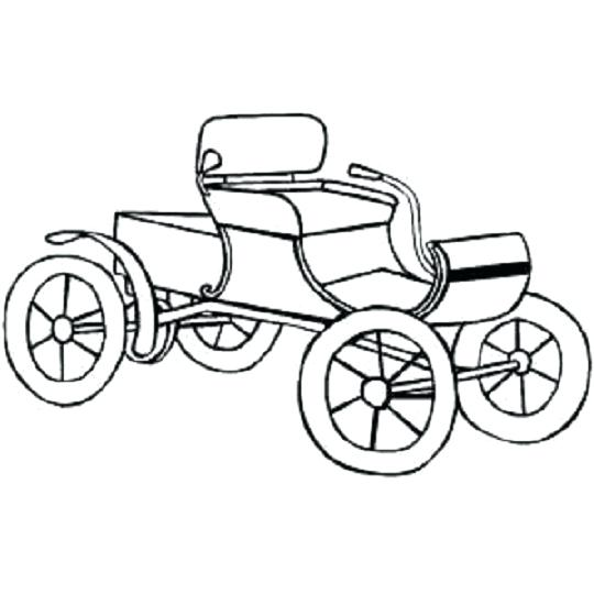 540x540 Good Old Car Coloring Pages Or Funny Car Coloring Pages Sports