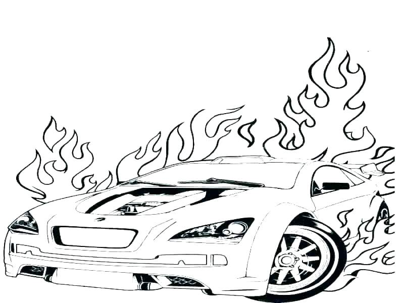 800x600 Car Coloring Pages Printable