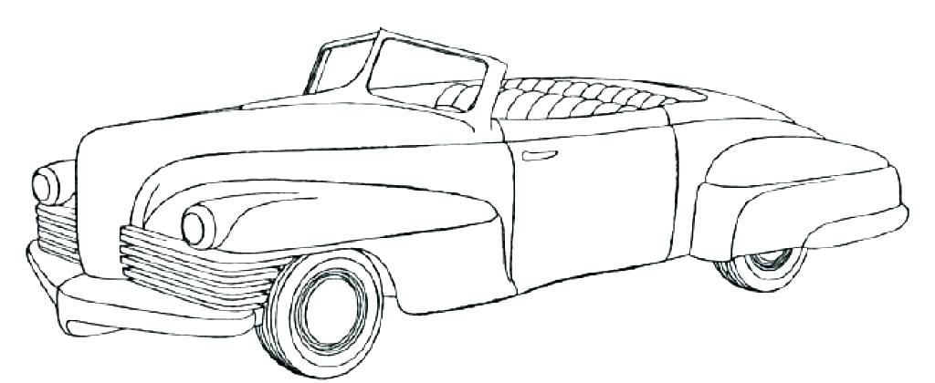 1024x420 Cars Coloring Page Coloring Ideas Pro