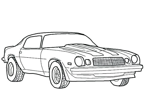 Old Fashioned Car Coloring Pages At Getdrawings Com Free For