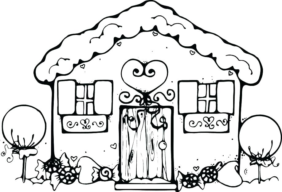918x626 School House Coloring Page House Coloring Sheets Barney House