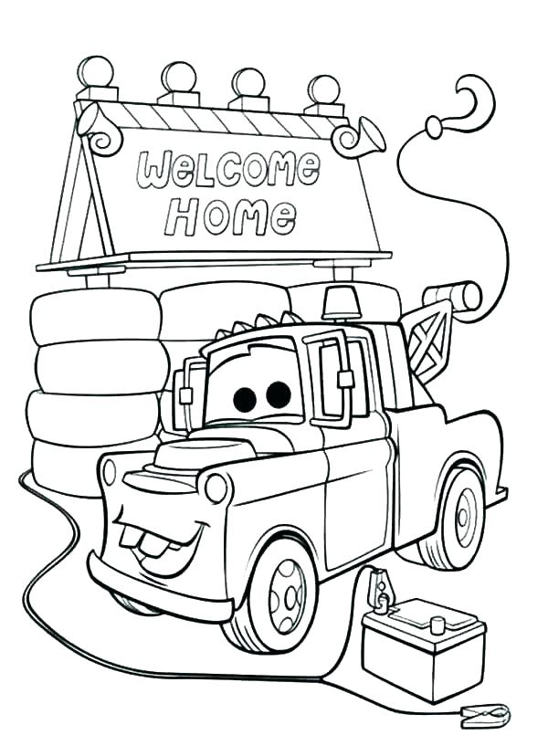 600x805 White House Coloring Pages House Coloring Pages School House
