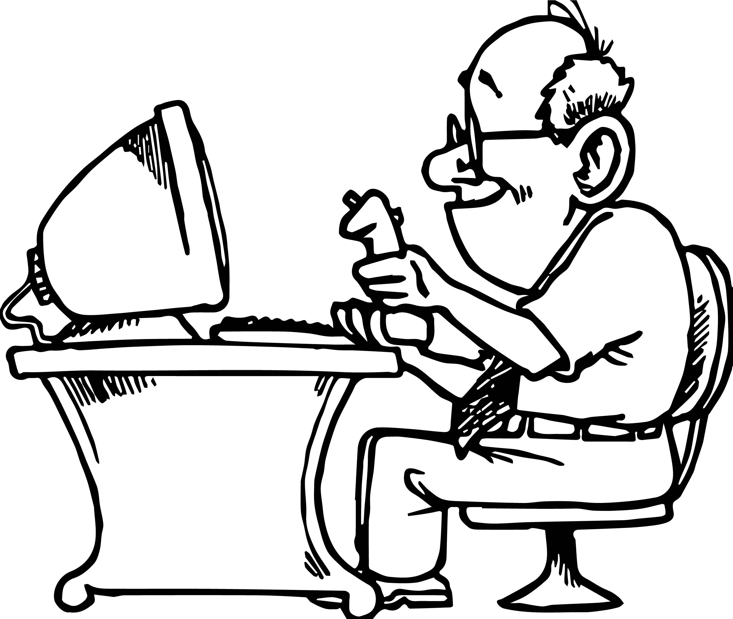 2497x2107 Value Old Man Coloring Pages Games Pictures Free Coloring Pages