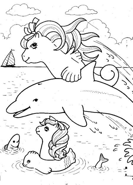 450x628 My Little Pony Coloring Pages Crafty