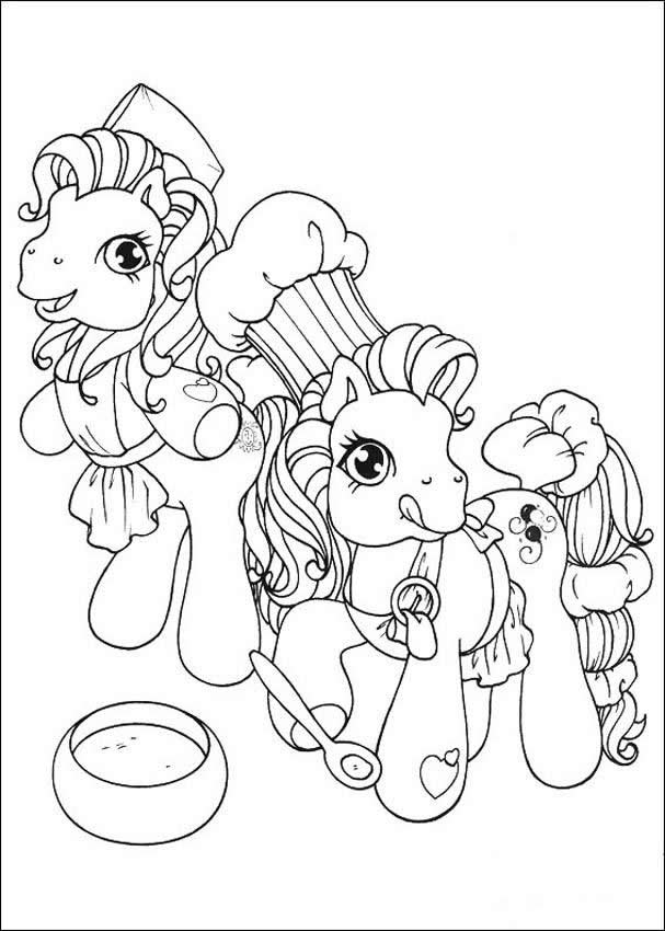 607x850 My Little Pony Coloring Pages My Little Pony Coloring Pages Minty