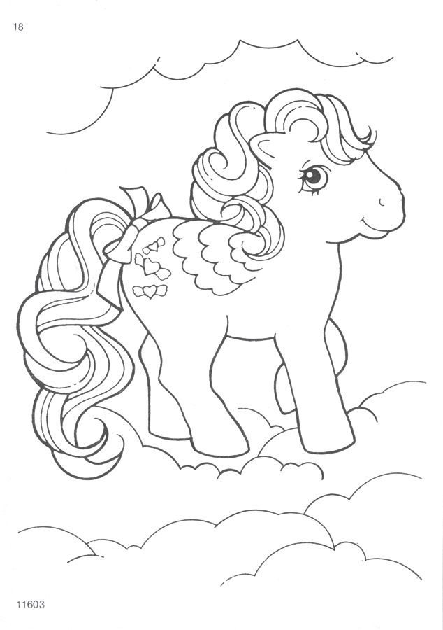 634x900 My Little Pony Coloring Pages Natasja Doe