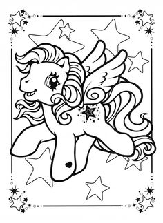 236x324 My Little Pony Coloring Page Mlp