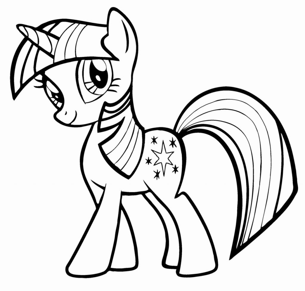 1024x977 Coloring Pages And Coloring Books My Little Pony Color Pages