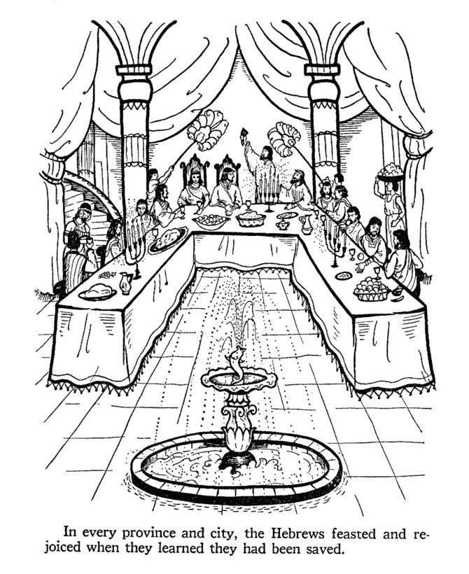 Old Testament Coloring Pages