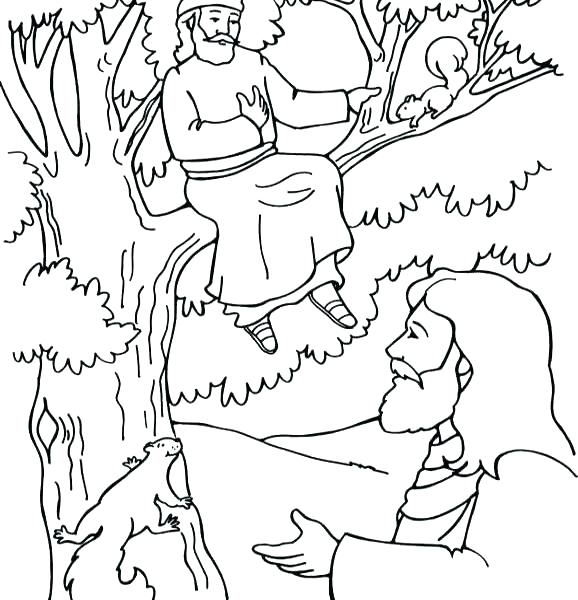 578x600 New Testament Coloring Pages Old Testament Coloring Pages New Free
