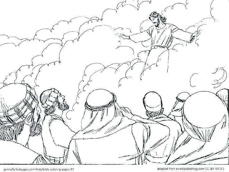 736x552 Old Testament Coloring Pages Chapel Coloring Pages New Testament