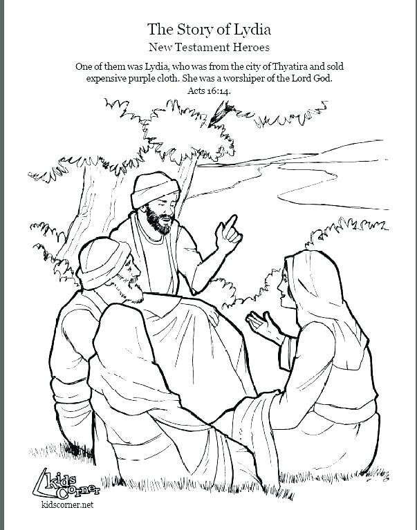 603x767 Old Testament Coloring Pages New Testament Coloring Pages New