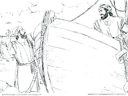 520x390 Old Testament Coloring Pages Old Testament Prophets Coloring Pages