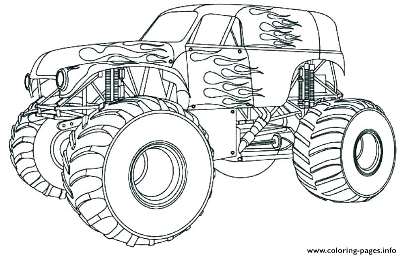 816x520 Fire Truck Printable Coloring Pages Old Truck Coloring Pages Truck