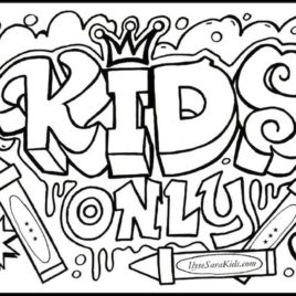 268x268 Coloring Pages For Older Girls Color Bros