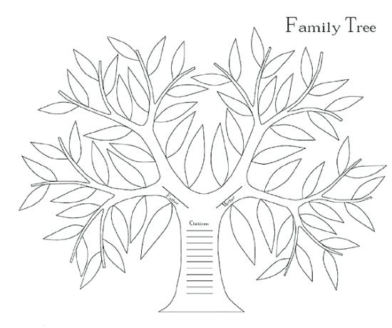 550x460 Olive Tree Coloring Page Simple Drawing Of A Tree Coloring Pages