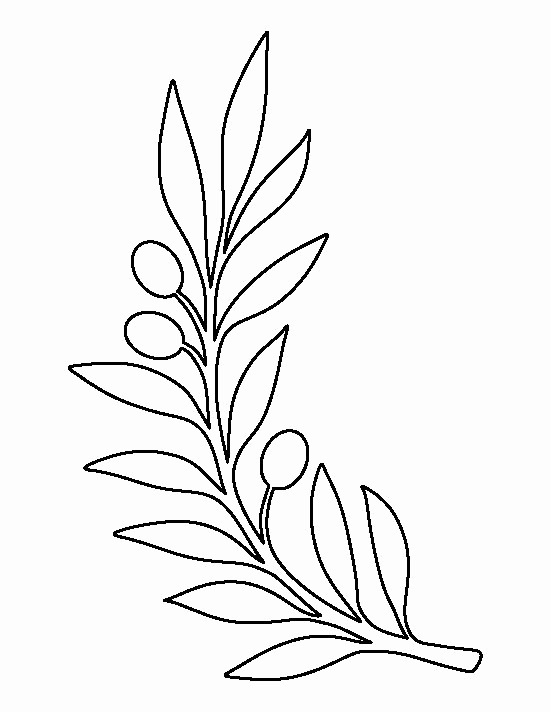 550x712 Olive Tree Coloring Page Olive Tree Coloring Page Unique Best