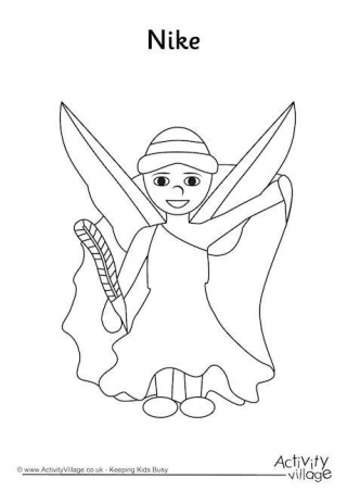 320x452 Olympic Colouring Pages For Kids