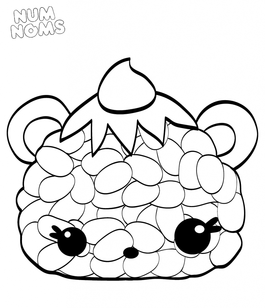 Om nom coloring pages at getdrawings com free for personal use om