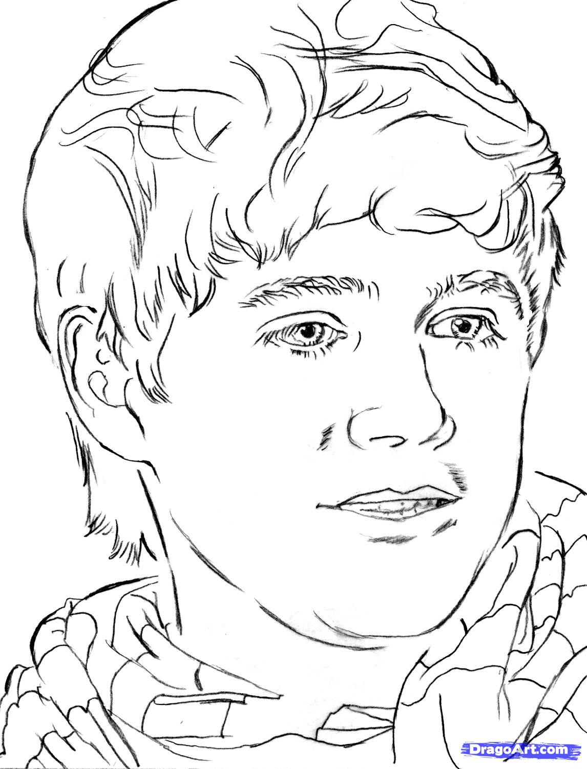1146x1500 Coloring Pages One Direction Free And Printable Picturesque