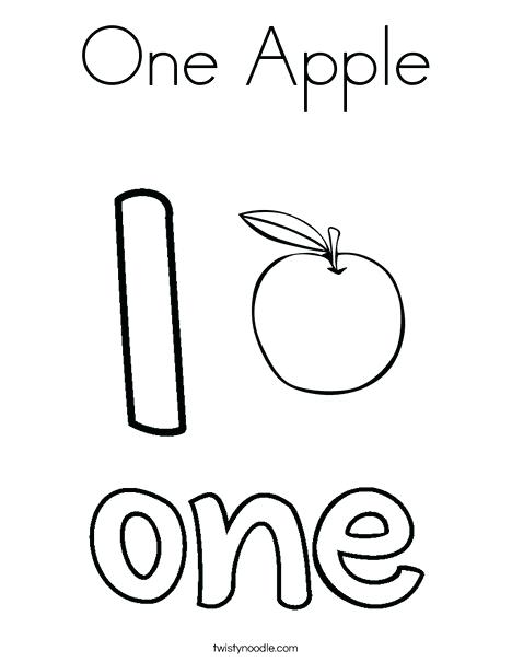 468x605 Coloring Page One Apple Coloring Page One Direction Coloring