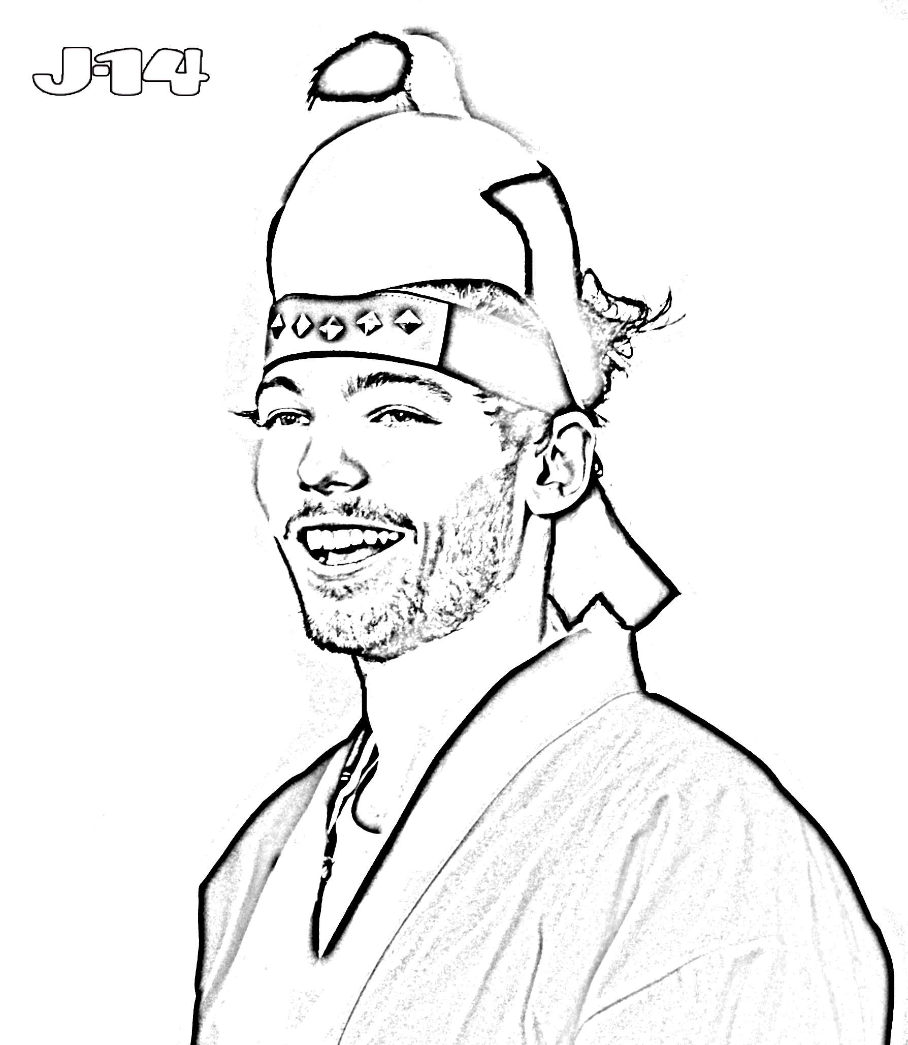1788x2056 Printable One Direction Coloring Pages