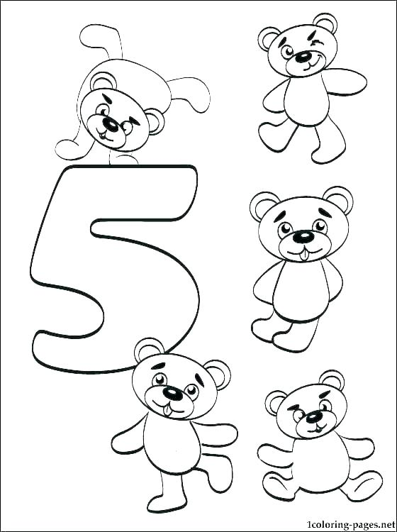 560x750 Coloring Page Number Coloring Pages Coloring Pages